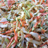 * Herbed Cabbage Slaw