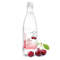 HintFizz Water Infused with Cherry, 16.9 oz. THUMBNAIL