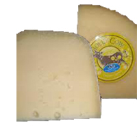 Central Coast Creamery Holey Cow Swiss, 8oz.