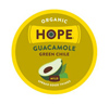 Hope Organic Guacamole - Mild Green Chile, 15oz.