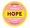 Hope Organic Hummus - Thai Coconut Curry, 8oz
