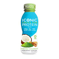 Iconic Protein Coconut Matcha, 11.5 oz._THUMBNAIL