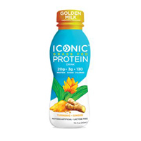 Iconic Protein Golden Milk, 11.5 oz. THUMBNAIL