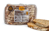 Izzio Multigrain Bread 1/2 Loaf, 10oz.