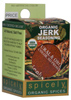 ORGANIC SEASONING JERK, 0.45oz.