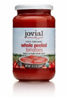 Jovial Organic Whole Peeled Tomatoes, 18.3oz