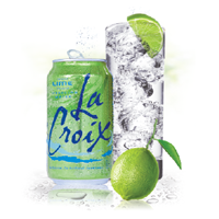 La Croix Lime Sparkling Water, 12oz Can