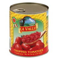 La Valle Chopped Tomatoes, 28oz. MAIN