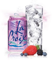La Croix Berry Sparkling Water, 12oz Can