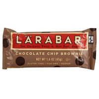 Larabar Chocolate Chip Brownie, 1.6 oz.