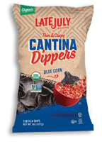 Late July Organic Blue Corn Cantina Dippers, 8oz._MAIN