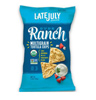 Late July Organic Ranch Multigrain Tortilla Chips, 5.5oz.