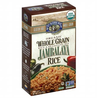 Lundberg Organic Jambalaya Rice Mix, 6 oz.