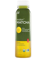 Midori Matcha Organic Honey Matcha Green Tea, 12oz