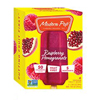 Modern Pop Raspberry Pomegranate Frozen Fruit Bars, 4 pack