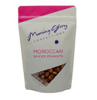 Morning Glory Confections Moroccan Spiced Peanuts, 4oz.
