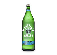 Mountain Valley Sparkling Water, .5 Liter