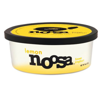 Noosa Lemon Yogurt, 8oz.