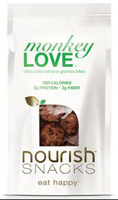 Nourish Snacks Monkey Love, 1.4oz.