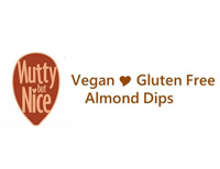 Nutty But Nice Lemon & Garlic Almond Dip, 6oz.