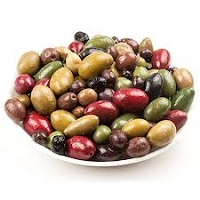 Mixed Country Olives, 1lb.