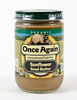 Once Again Organic Sunflower Seed Butter, 16oz.