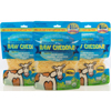 Organic Pastures Raw Shredded Cheddar Cheese, 8oz.