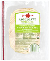 Applegate Farms Organic Roasted Chicken Breast, 6oz.