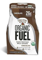 Organic Valley Organic Fuel Chocolate Protein Shakes, 4 pack THUMBNAIL