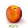 Organic Fire Sweet Yellow Nectarine, ea. THUMBNAIL