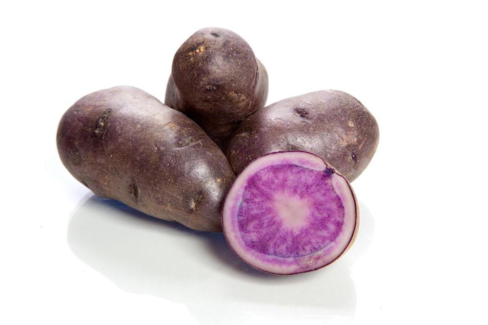 Sweet Purple Potato ORG. 1lb