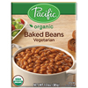 Pacific Organic Vegeterian Baked Beans, 13.6oz