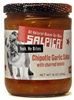Salpica Chipotle Garlic Salsa, 16oz