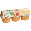 Santa Cruz Organic Peach Apple Sauce, 6 pack