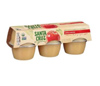 Santa Cruz Organic Apple Sauce, 6 pack