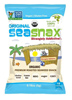 SeaSnax Organic Roasted Seaweed Snack (Original), 0.18oz.