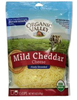 Organic Valley Shredded Mild Cheddar, 6oz.