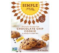 Simple Mills Chocolate Chip Cookie Mix, 9.4 oz. MAIN