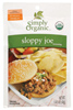 Simply Organic Sloppy Joe Seasoning, 1.41 oz._THUMBNAIL