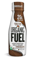 Organic Valley Organic Fuel Chocolate Protein Shake, 11oz THUMBNAIL
