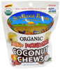 Sunridge Farms Mango Pomegranate Coconut Chews, 4.5oz.