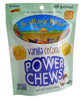 Sunridge Farms Vanilla Coconut Power Chews, 5oz.