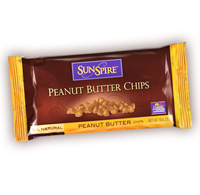Sunspire Peanut Butter Chips, 10oz.