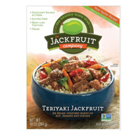 The Jackfruit Company Teriyaki Jackfruit, 10 oz.