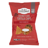 TRC Coconut Flour Beach Barbecue Tortilla Chips, 5.5 oz.