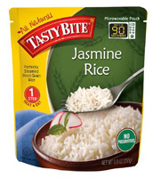 Tasty Bite Jasmine Rice Pouch, 8.8oz