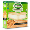 Three Twins Sea Salt Caramel Ice Cream Sandwiches, 4 pack
