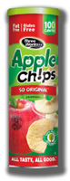 Three Works Original Apple Chips, 1.76 oz.