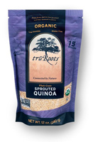 TruRoots Organic Sprouted Quinoa, 12oz.