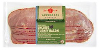 Applegate Naturals Uncured Turkey Bacon, 8oz.